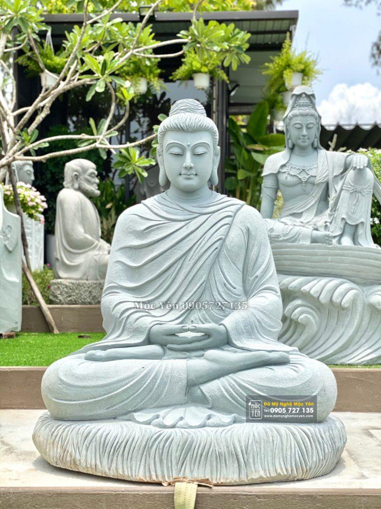 Tượng Phật Bổn Sư Thích Ca Ấn Thiền